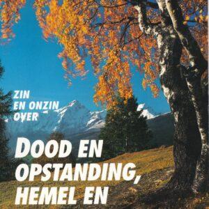 Ebook Dood en opstanding, hemel en hel